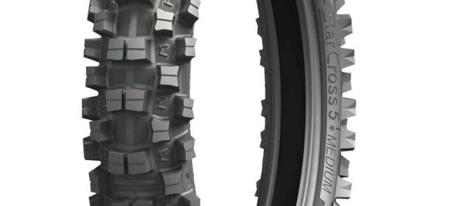 Das Terrain-Reifen Michelin stellt die neue Linie : Starcross5